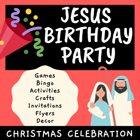 Jesus Birthday Party