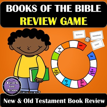 Books of the Bible Review Game Cover